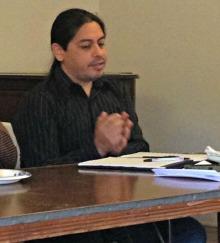 Fernando Martinez, DSC National Field Organizer